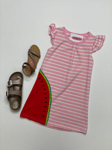 KIDS Watermelon Dress