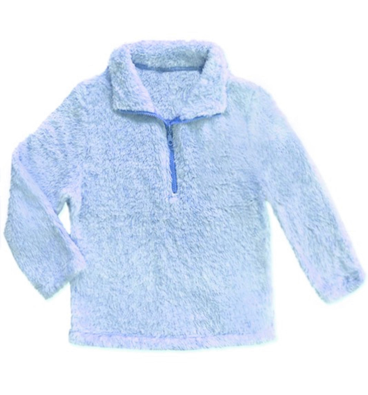 KIDS Bubblegum Blue Sherpa
