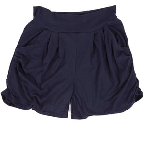 Blue Harem Shorts