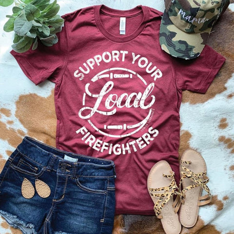 Support Local Your Firefighters