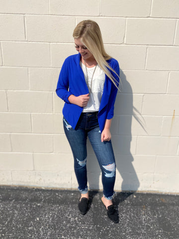 Royaly Blue Blazer