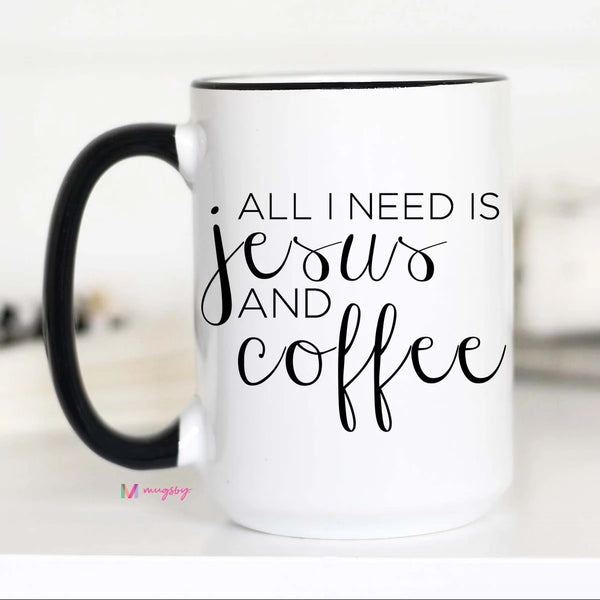 Coffee Mugs - 15 oz