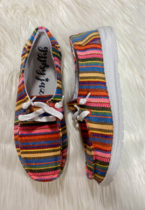 Multi Shilah Boat Shoe