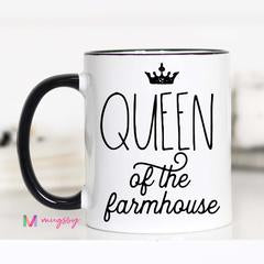 Queen of the farmhouse