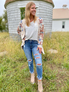 Anita's Ankle Skinny Distressed Jeans