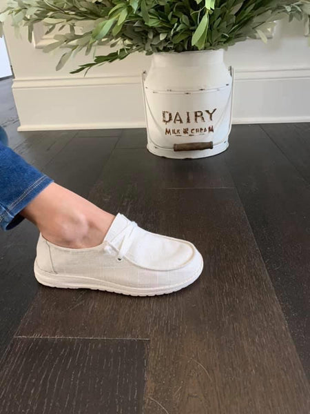 Holly boat shoe