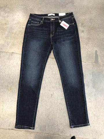 Jillian Dark wash denim