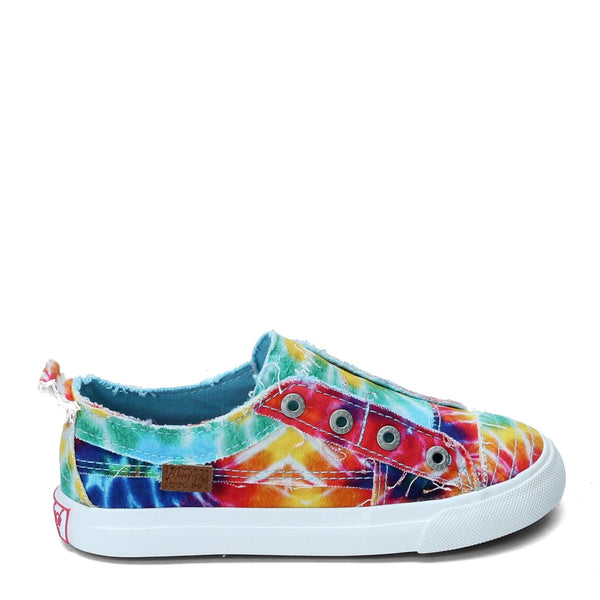 Girl's Blowfish Tie-Dye sneaker