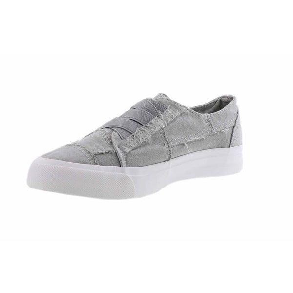 Grey slip on Blowfish