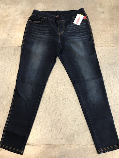 Gina's curvy girl (plus size) jegging