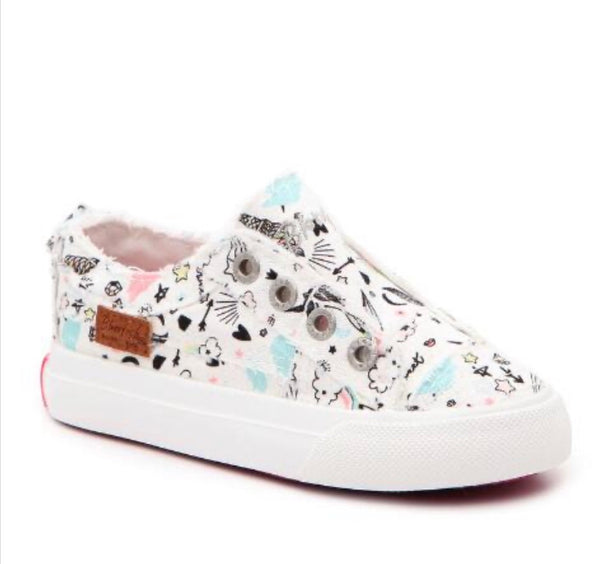 Kids Unicorn Blowfish sneakers