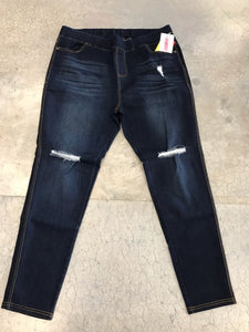Gino's curvy girl (plus size) jegging