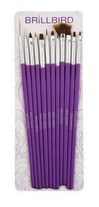 Decoration brush kit