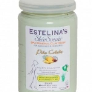 Estelina skin scents spa mineral clay mask 42oz