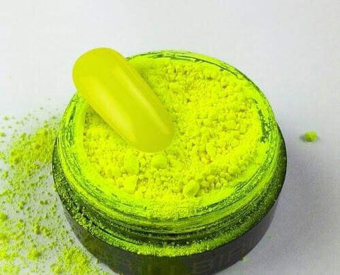 Neon pigment powder - Yellow