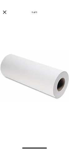 Paper Couch Roll 10""