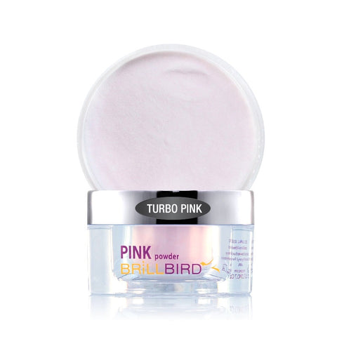 Turbo pink powder