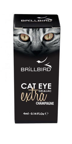 Cat Eye - Champagne