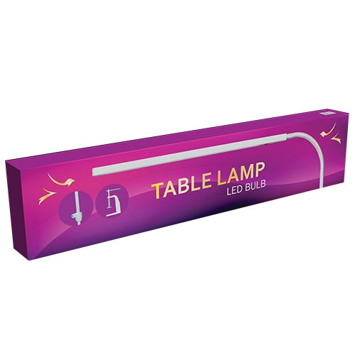 Flexi LED table lamp