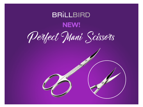 Perfect manicure scissors