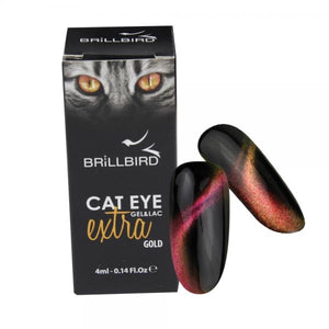 Cat eye Extra - Gold