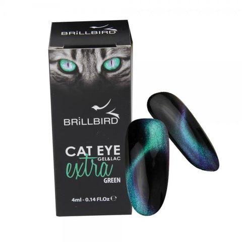 Cat eye Extra - Green