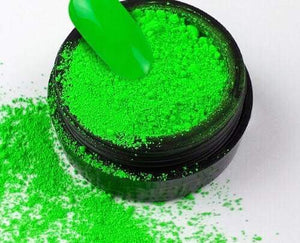 Neon pigment powder - Green