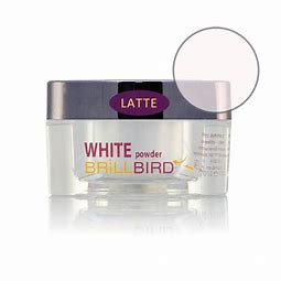 Latte acrylic powder
