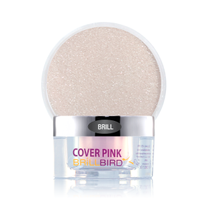 Brill cover pink acrylic powder