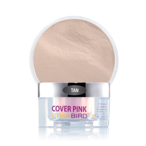 Tan cover acrylic powder