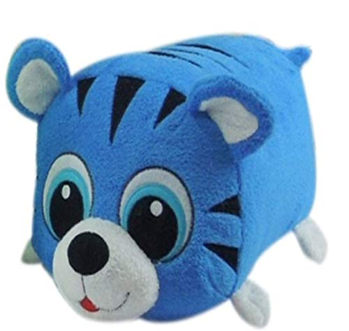 Stackable Plush Tiger, 12