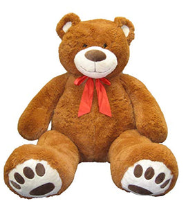"Goffa 56"" Jumbo Bear (Brown)"