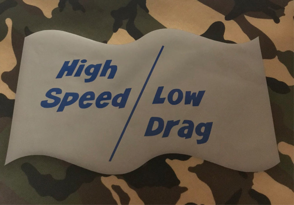 High Speed Low Drag-Bandana