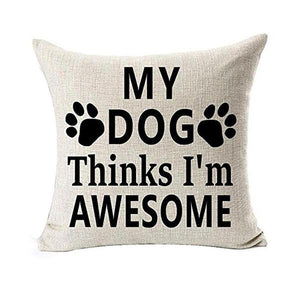Dog Lover Pillow Covers