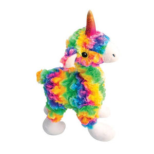 Llama Plush Dog Toy