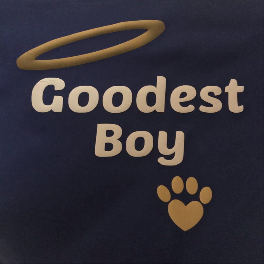 Goodest Boy-Bandana- Web Exclusive!