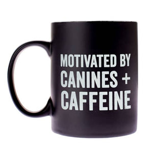 Motivated by Canines + Caffeine