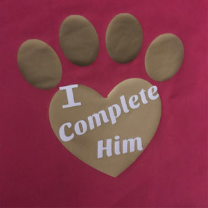 I Complete Him Bandana-Web Exclusive!