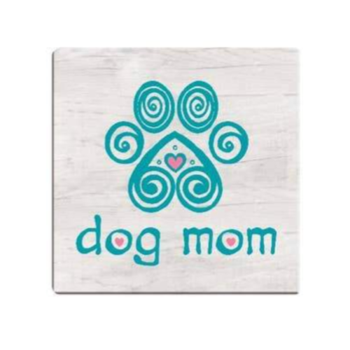 Dog Mom Coaster