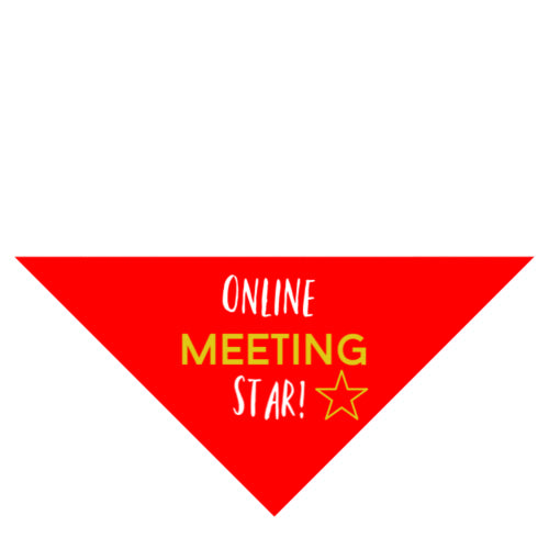 Online Meeting Star!-Web Exclusive!