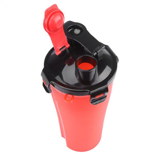2 in 1 Water Bottle and Food Container