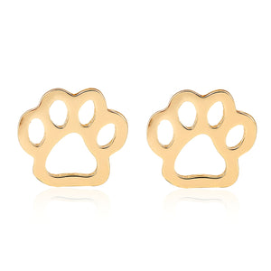 Paw Earrings