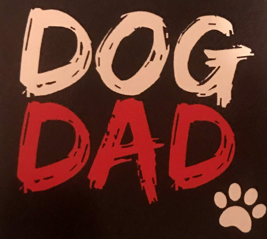 Dog Dad Sticker