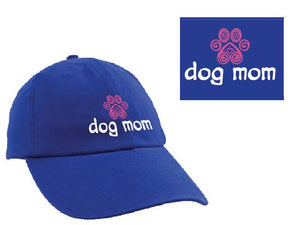 Baseball Cap - Dog Mom - Adult