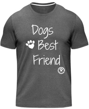 Dogs Best Friend-Tee