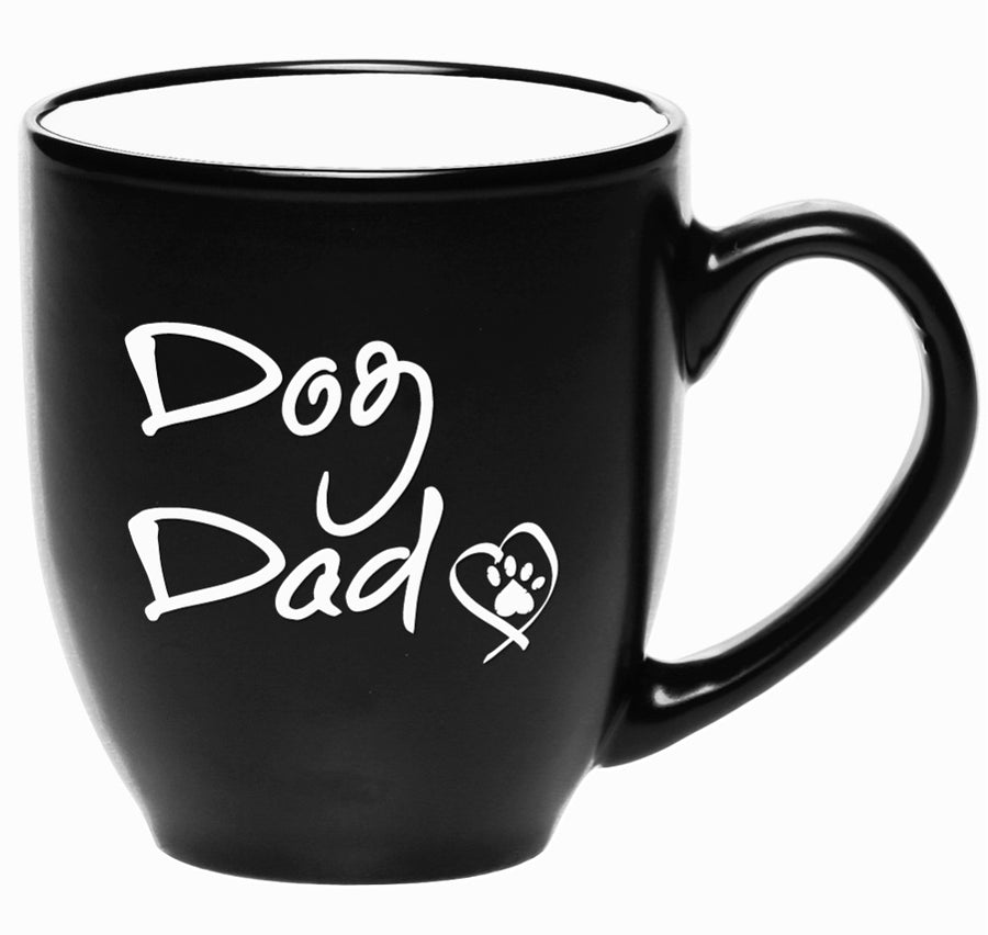 Dog Dad Coffee Mug