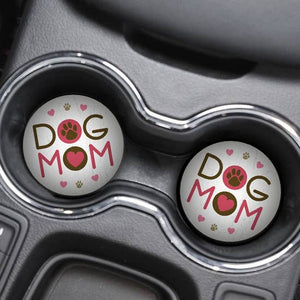 Car Coaster - Dog Mom