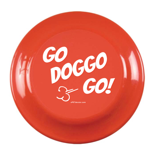 Flyer Dog Toy