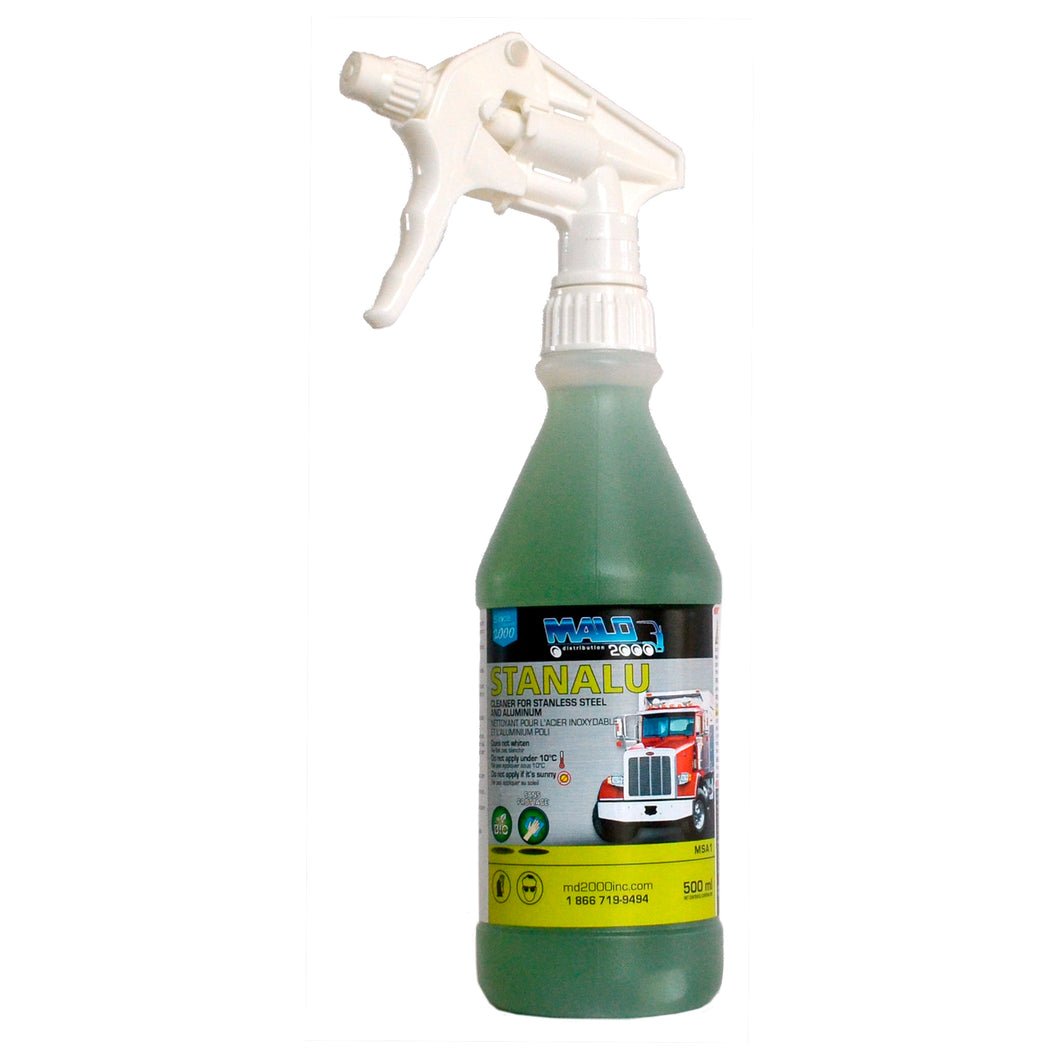 STANALU - Cleaner for stainless steel and aluminium