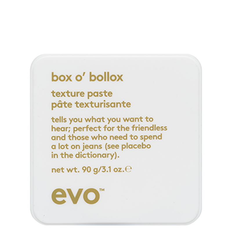 evo highly gifted - box o'bollox
